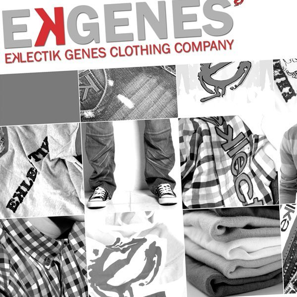 z2 Squared Portfolio EKGENES - Eklectik Genes Clothing Co. 600 x 600
