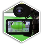z2 Squared Video Production Hex Button