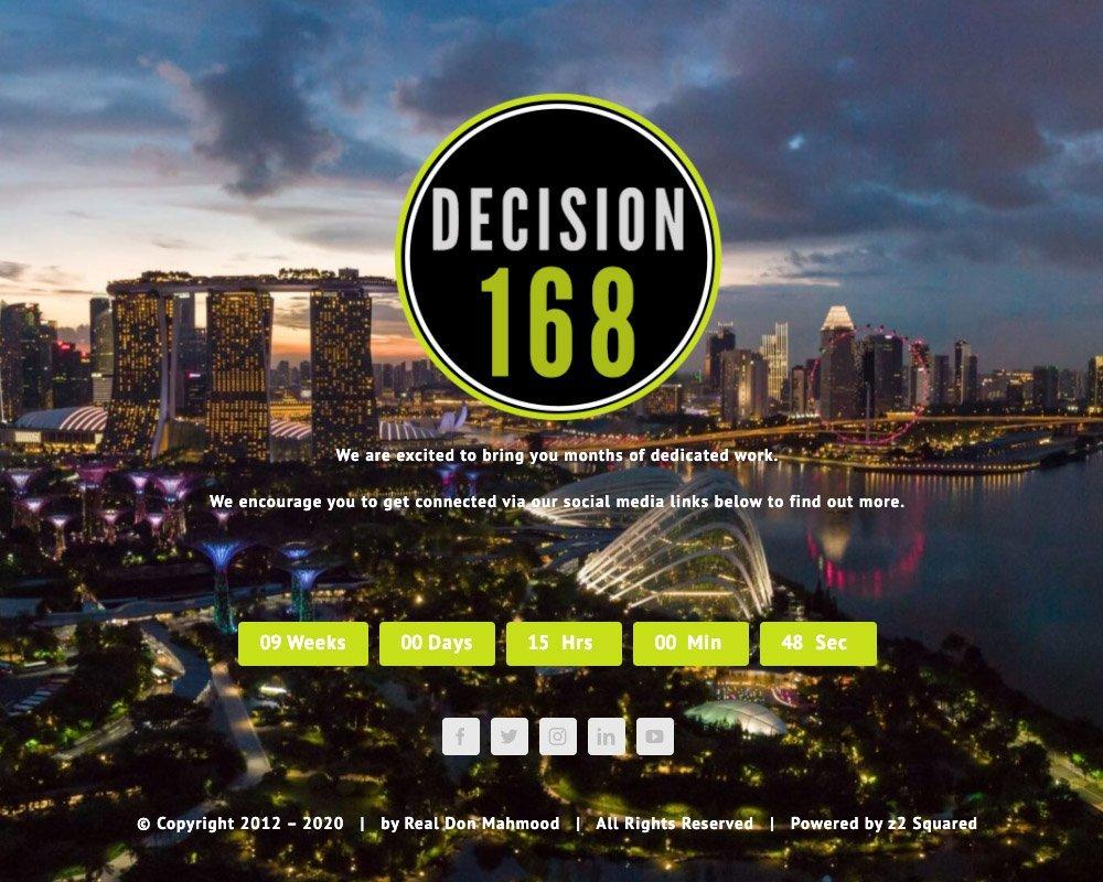 z2 Squared Portfolio Decision 168